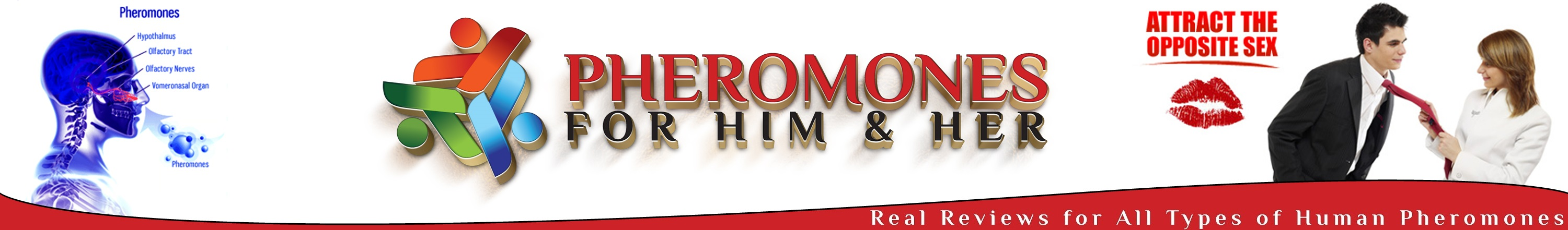 Pheromones For Him & Her
