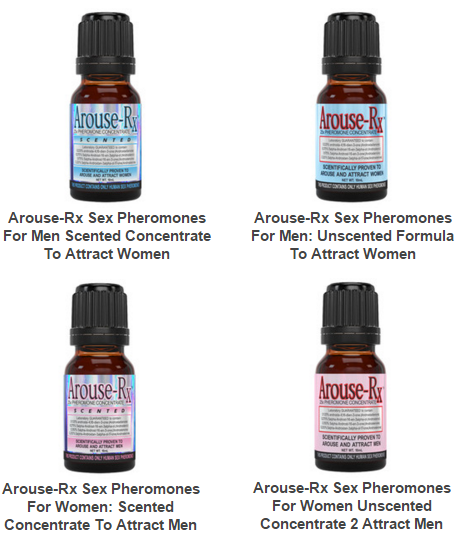 scents that arouse a woman